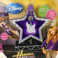 Disney Hannah Montana Miley Plug and Play 4 in 1 Video Game Box Set New Sealed
