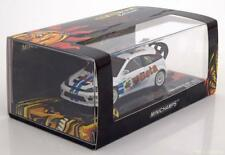 FORD FOCUS RS WRC #46 BETA ROSSI CASSINA RAC RALLY 2007 MINICHAMPS 400078446