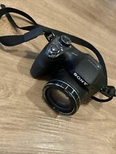 Sony Cyber-shot DSC-H300 20.1MP Digital Camera TESTED