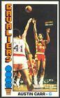 1976-77 Topps Basketball Austin Carr #53 - Cleveland Cavaliers - Gem Mint
