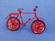 Miniature Dollhouse Bike Bicycle 1:12 Scale New