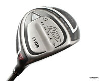 PRGR iD Nabla Black Fairway 5 Wood 18º Graphite Stiff Flex New Grip G2040