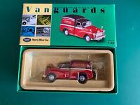 Vanguards.  Morris Minor Van.  VA01118. Limited Edition. 1225/4000  1:43 Scale