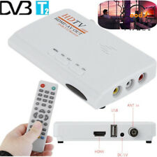 HD Digital Satellite TV Receiver DVB-T2 Combo 1080P Decoder Tuner Box Newest