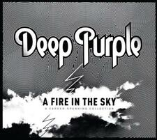DEEP PURPLE - FIRE IN THE SKY [3 CD] [SLIPCASE] NEW CD