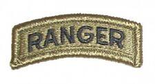 US ARMY RANGER Tab patch ACU Multicam Scorpion Tan499 Uniform