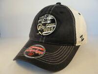 Purdue Boilermakers NCAA Zephyr Trucker Snapback Hat Cap
