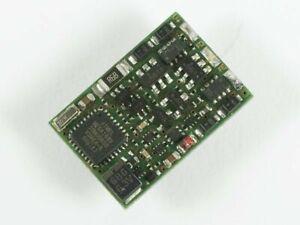 Lenz 10330-01 Lokdecoder Silver Direct+ Stecker NEM 652 DCC NEU OVP