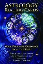 ASTROLOGY READING CARDS by ALISON CHESTER-LAMBERT NEW