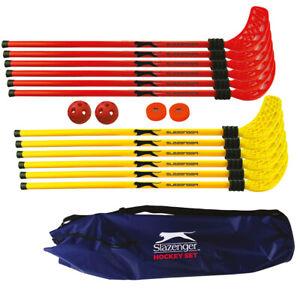 Slazenger Plastic Hockey Set