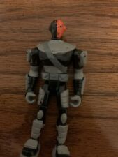 "Teen Titans Battle Action Slade 4.5"" Action Figure (2005) - Bandai"