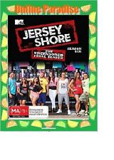 Jersey Shore Season 6 (The Uncensored Final Season)DVD R4-NEW(In Stock Now Post