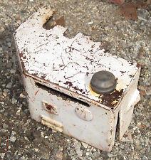 Tecumseh heater air box cover Snowblower 6hp ariens Lauson h60 h50 older1963 64