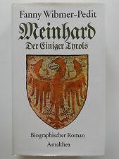 Fanny Wibmer Pedit Meinhard Der einiger Tyrols