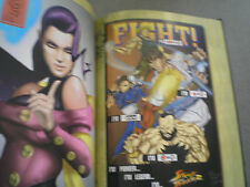 Street Fighter 25th Anniversary 64-Page Hardcover Art Tribute Book   NEW