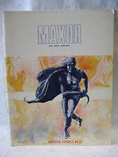 1970s MAXOR Fantastic Exploits #21 fantasy sword & sorcery indie comic zine