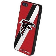 iPhone 5 Atlanta Falcons NFL 3D Faceplate Protective Hard Case Cover New