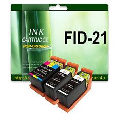 3 Dell-21/22 Series ink cartridge for Dell V313W V313 P513W V515W V715W P713W