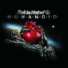 Tokio Hotel - Humanoid (Deluxe Edition CD & DVD + Flag German Version) 24HR POST