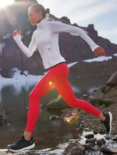 Athleta Rainier Tight Legging XXS Plush Supersonic Hibi#487745 Hibiscus 2XS