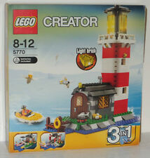 Lego Creator Lighthouse Island 5770 inkl. OBA u. Box