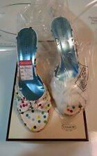 New Coach Sadie Satin Mini Dot (sz 8.5) Shoes