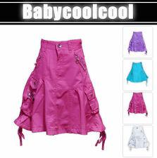 Markenlose Mädchen-Röcke aus 100% Baumwolle