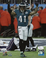 Ronald Darby Autograph Signed Philadelphia Eagles 8x10 Photo JSA Witnessed COA