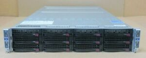 Supermicro SuperServer 6026TT-HTRF 12-Bay 4x X8DTT-HF+ Node CTO 2U Rack Server