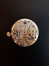 Vintage jaeger le coultre P838 movement foe parts (working)