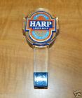 Vintage HARP Lager Beer Bar Tap  Knob Handle Man Cave