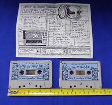 DDAA DeFicit Des Annees Anterieures Rare Cassette Set Live In Acapulco IP007