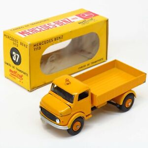 Metosul 37 - Mercedes Benz 1113 JAE Truck Camion - Die Cast Portugal Boxed 1:43