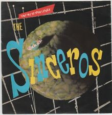 """THE SINCEROS - Take Me To Your Leader - UK 7"""" - 1979"""