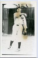 Old Baseball Photo Postcard Guilford Paulson