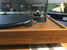Systemdek IIX, SME 3009 S2 Improved, FD200 - Excellent