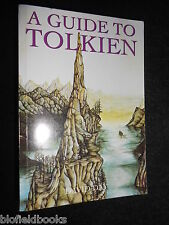 A Guide to Tolkien: A-Z by David Day (Paperback 2003) LOTR, Hobbit, Middle Earth