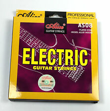 Electric Guitar Strings Plated Steel Nickel Alloy Wound Alice A508-SL Pro