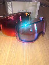 Brand New Smith Optics I/OX Snow Goggles with Spare Lens (Oxide Mojave)