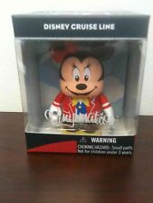 "Disney Cruise Line Minnie Mouse 3"" Vinylmation Open Box Sold Out"