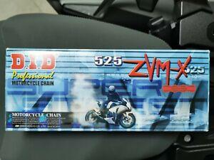 CATENA DID 525 ZVMX 108 maglie