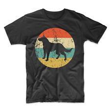 Men's Australian Cattle Dog Shirt - Retro Dog Breed Icon T-Shirt