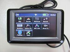 GARMIN AERA 500 GPS, Used Condition, Includes Yoke Mount and Holder