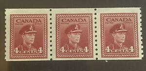Canada Sg 398a Mint No Gum Cat £33
