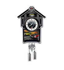Official Holden TORANA Clock W/ Sound and Motion The Bradford Exchange COA 0853