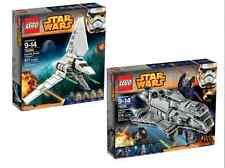 Lego ® Star Wars ™ doble pack 75094 + 75106 nuevo embalaje original New misb NRFB