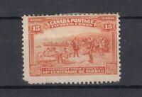 Canada 1908 15c Quebec Tercentenary SG194 MH J7912