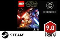 Lego Star Wars the Force Awakens [PC] Steam Download Key - FAST DELIVERY