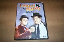 DVD LAUREL ET HARDY AU FAR WEST NEUF
