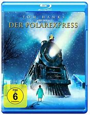 DER POLAREXPRESS (Blu-ray Disc) NEU+OVP